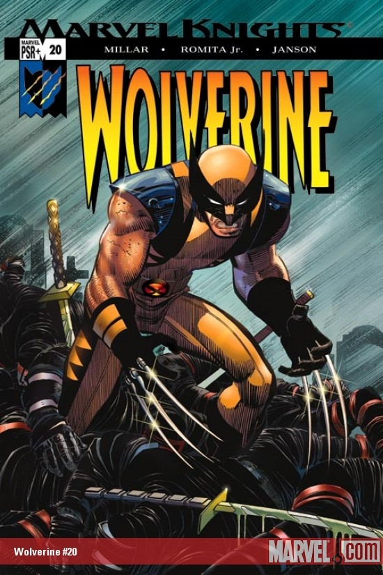 Wolverine (2003) #20