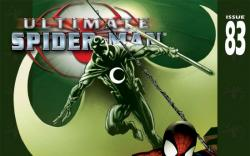 ULTIMATE SPIDER-MAN (2007) #83 COVER