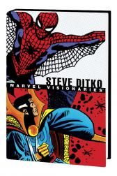 Marvel Visionaries: Steve Ditko (Hardcover)