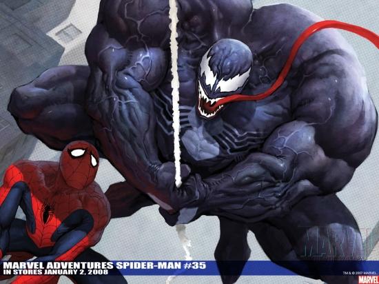 Marvel Adventures Spider-Man (2005) #35 Wallpaper