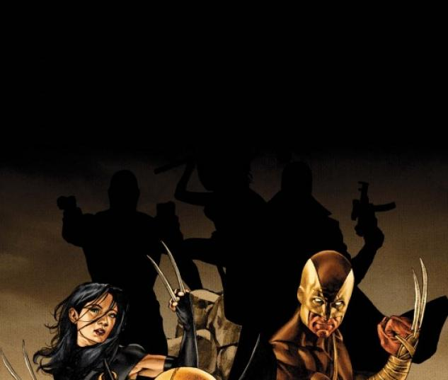 Wolverine: Road to Hell (2010) #1