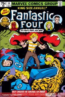 Fantastic Four Annual #14