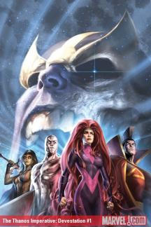 The Thanos Imperative: Devastation (2010) #1