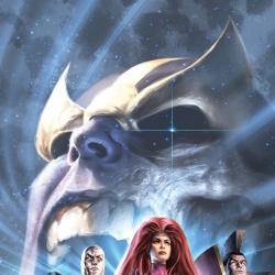 The Thanos Imperative: Devastation #1 cover by Alex Garner