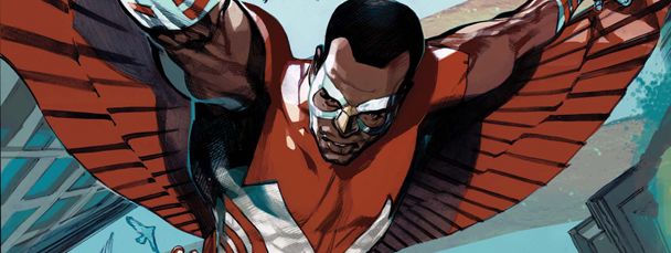 Sneak Peek: Captain America and Falcon #1
