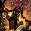 New Mutants #34 Preview Art by David Lopez