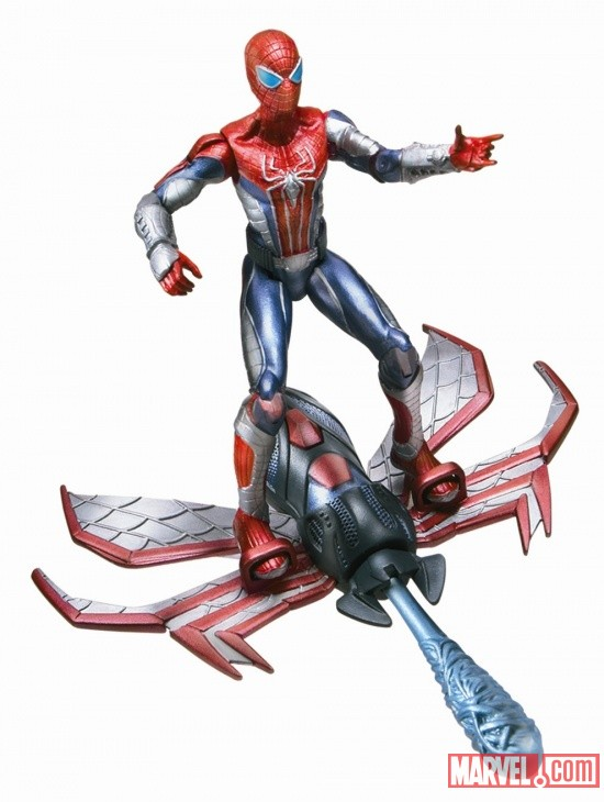 Hasbro Mission Spidey Action Figure