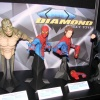Diamond Select Toys Marvel Select Spider-Man and Lizard half body figures
