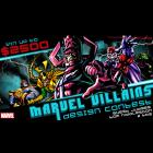 Tom Hiddleston To Guest Judge Mighty Fine's Marvel Villains Design Contest