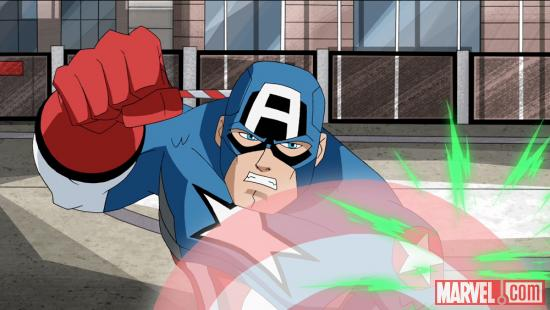 The Avengers: Earth's Mightiest Heroes!