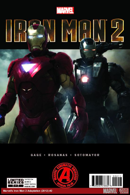 MARVEL'S IRON MAN 2 ADAPTATION 2