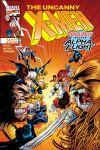 Uncanny X-Men (1963) #355 Cover
