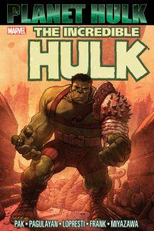 Hulk: Planet Hulk (Trade Paperback)