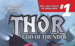 cover from Thor: God of Thunder (2012) #19