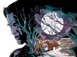 Marvel's Agents of S.H.I.E.L.D.: The Art of Level 7 - Ragtag print by Emma Rios
