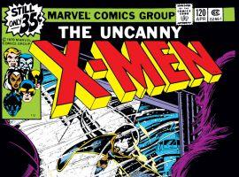 Uncanny X-Men (1963) #120 Cover