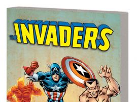 INVADERS CLASSIC: THE COMPLETE COLLECTION VOL. 1 TPB