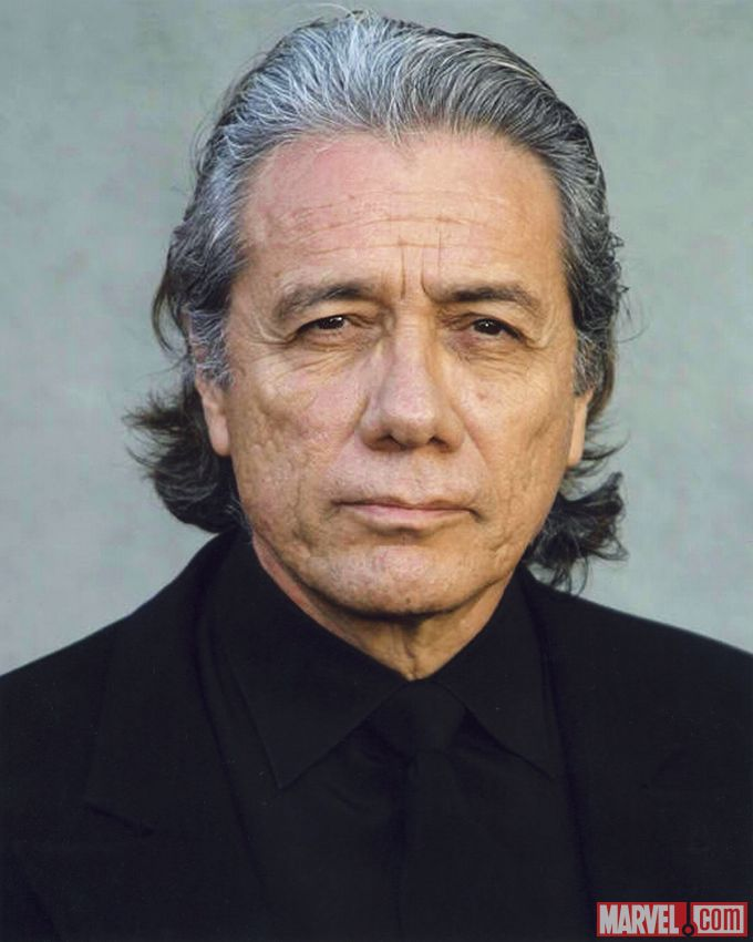 Edward Winter (actor) Edward James Olmos