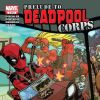 PRELUDE TO DEADPOOL CORPS #2 Cover by Dave Johnson