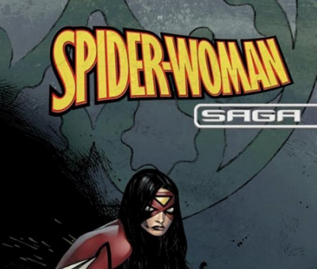 SPIDER-WOMAN SAGA #1