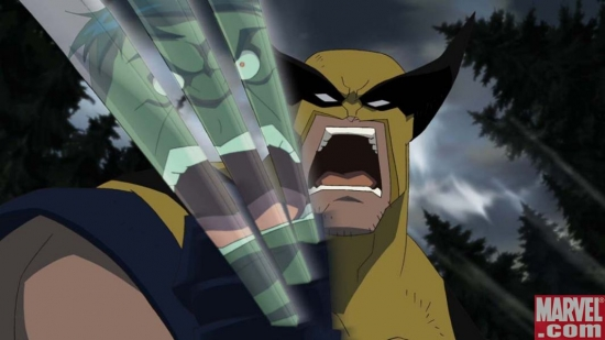 Hulk Vs Wolverine Screen Capture 6