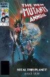 New Mutants Annual #1