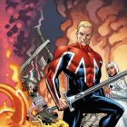Captain Britain &amp; The MI: 13 Battles The Skrulls To A New Printing!