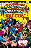 CAPTAIN AMERICA #195 COVER
