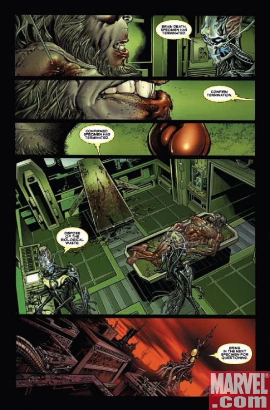 Annihilation Conquest #2, page 3