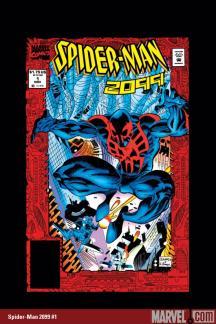 Spider-Man 2099 (1992) #1