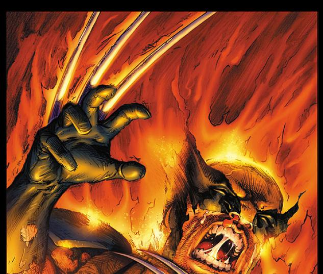 WOLVERINE: FIREBREAK ONE-SHOT #1