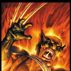 Wolverine: Firebreak One-Shot (2007)