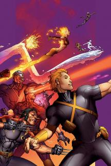 Ultimate X-Men (2000) #72