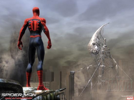 Spider-Man: Web of Shadows #4