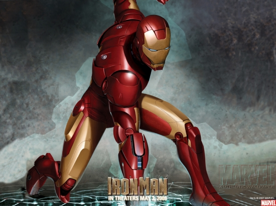 Iron Man Movie: Iron Man #2