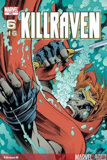 Killraven (2002) #6