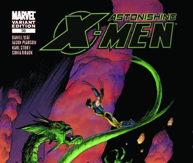 Astonishing X-Men #36 (Kaluta Variant)