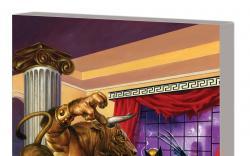 WOLVERINE/HERCULES: MYTHS, MONSTERS & MUTANTS TPB