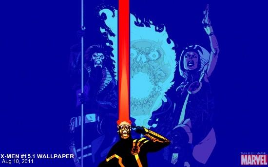 X-Men #15.1 Wallpaper