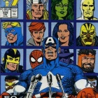 Avengers (1963) #329 cover by Paul Ryan