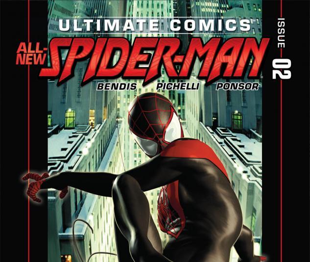 Ultimate Comics Spider-Man (2011) #2