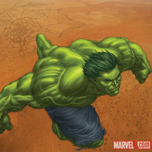 Exclusive Prologue: Incredible Hulk