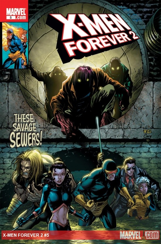 X-Men Forever 2 (2010) #5