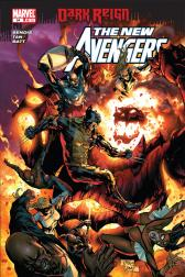 New Avengers #54 