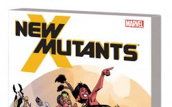NEW MUTANTS VOL. 5: A DATE WITH THE DEVIL TPB