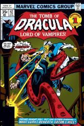 Tomb of Dracula #62 