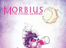 cover from Morbius: The Living Vampire (2013) #1 (YOUNG BABY VARIANT)