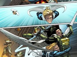 Sneak Peek: All-New X-Men #8