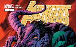 Avengers Academy (2010) #6