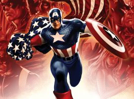 Patriotic Captain America Covers